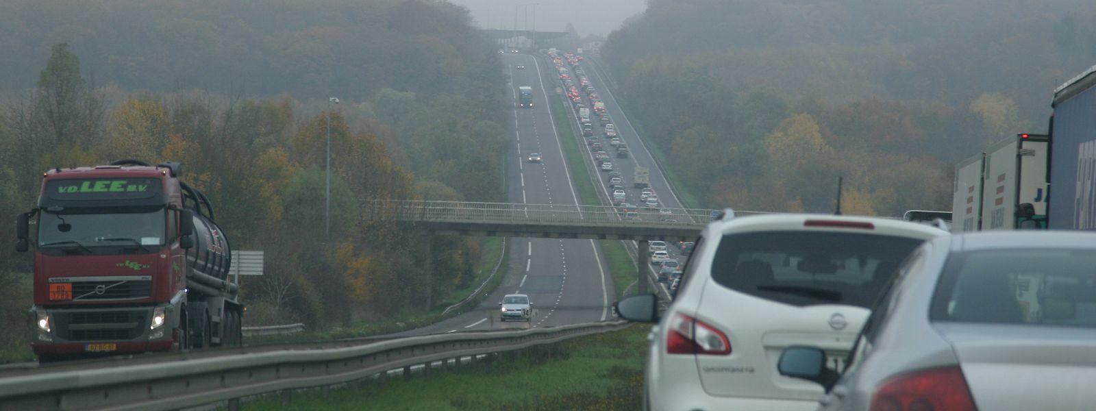 Près de 110.000 Lorrains devraient rejoindre quotidiennement le Luxembourg fin 2020.