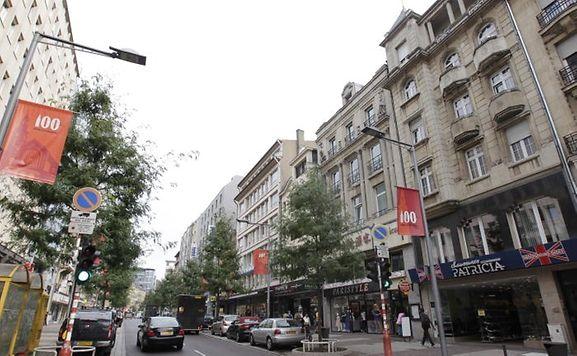 Luxemburger wort avenue de la gare closed this weekend - Magasin avenue de la gare luxembourg ...
