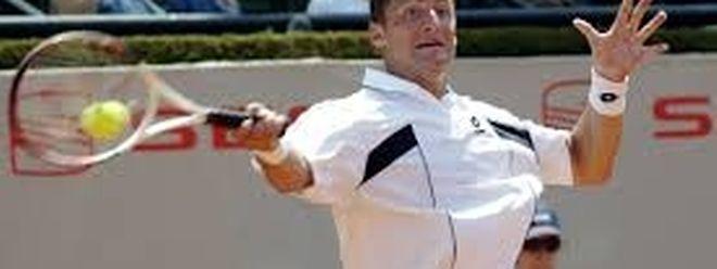 Andrea Gaudenzi, du temps de sa splendeur comme joueur. Il fut classé 18e mondial