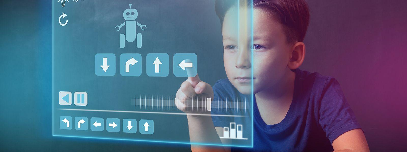 Der Bildungsminister möchte die algorithmische Kompetenz der Schüler fördern, damit sie die Maschinen beherrschen und nicht umgekehrt.