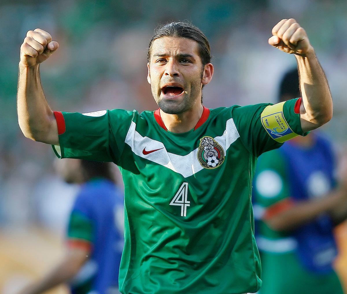 Routinier: Mexikos Rafael Marquez spielt in Russland seine fünfte WM-Endrunde, er stand schon 2002 in Südkorea und Japan im Kader.