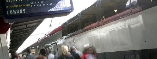 Aus Frankreich pendeln täglich knapp 90.000 Arbeitnehmer nach Luxemburg.