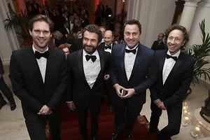 Luxemburger wort 15 mai 2015 le mariage de xavier - Stephane bern et son compagnon ...