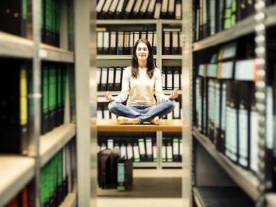 Comme tout apprentissage, la méditation n'est pas une chose facile.
