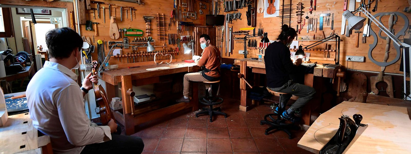 La ville de Crémone compte pas moins de 160 ateliers de lutherie qui font vivre un art ancestral.