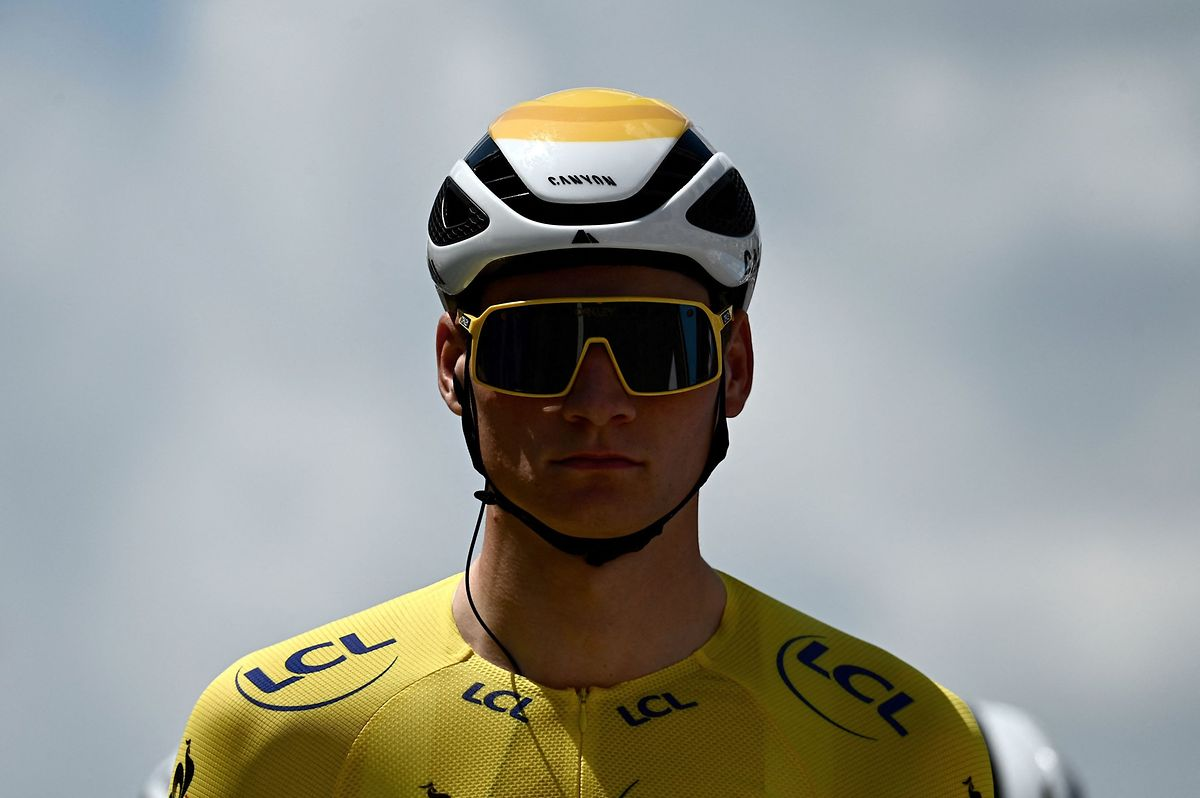 Mathieu van der Poel bleibt in der Gesamtwertung vorne.