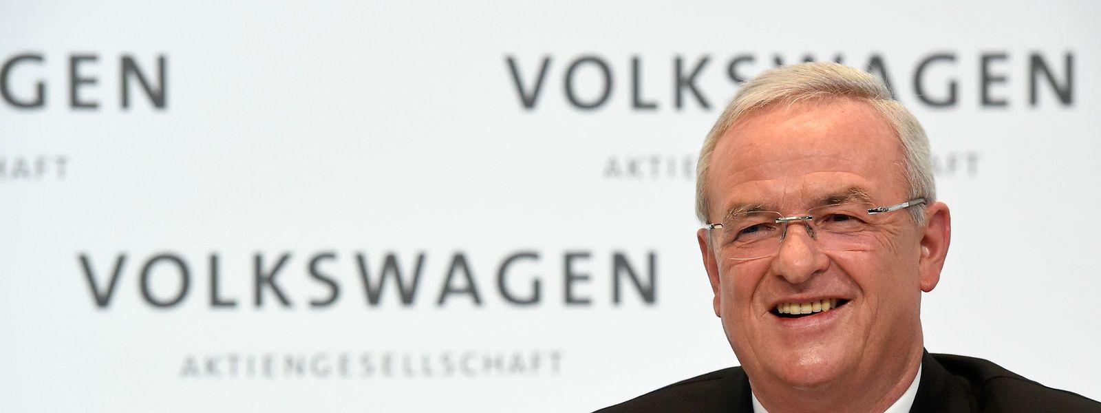 Martin Winterkorn ist einer von fünf führenden VW-Managern, die im Diesel-Skandal auf der Anklagebank sitzen.
