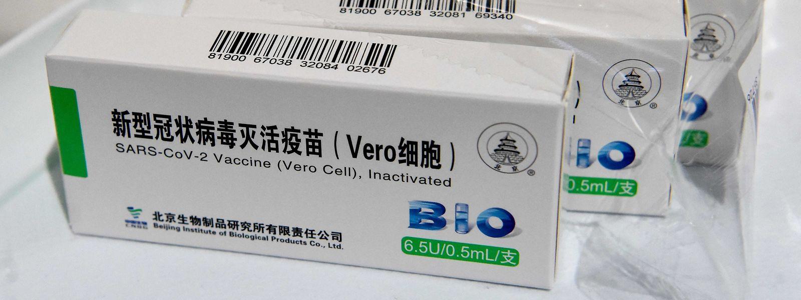 Der Impfstoff von Sinopharm ist das erste chinesische Vakzin, das die WHO-Notfallzulassung erhält.