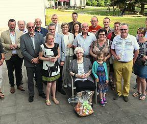 Virginie Ries- Reiland feiert 90. Geburtstag