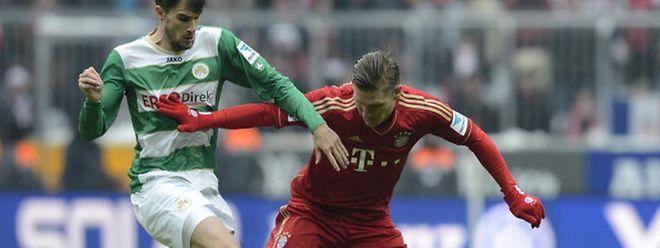 Bastian Schweinsteiger (à dr.) a passé 13 saisons au Bayern Munich