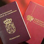 Passaporte luxemburguês já é o terceiro mais poderoso do mundo