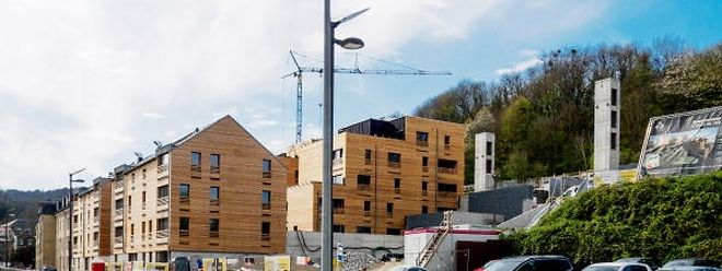 Fonds-Baustelle in Differdingen: Mit Inkrafttreten der Reform soll die strukturelle Baustelle abgeschlossen werden.
