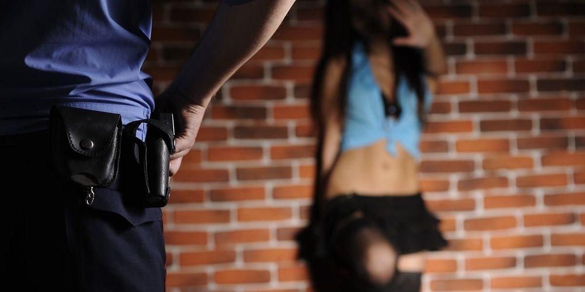 90% des femmes prostituées sont forcées de faire ce «métier».