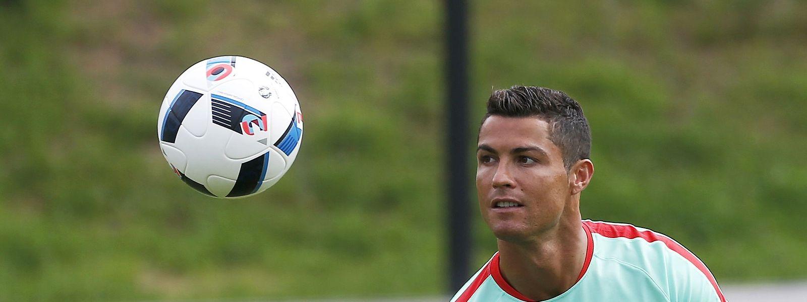 CR7 vai marcar presença na fase final da Liga das Nações de futebol.