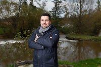 Lokales, Bürgermeister, David Viaggi, déi Gréng, Foto: Anouk Antony/Luxemburger Wort