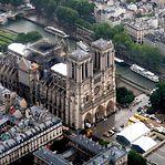 Notre-Dame de Paris vai reabrir em 2024