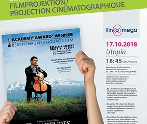 """Omega 90 invite à la projection du film japonais """"Departures"""""""