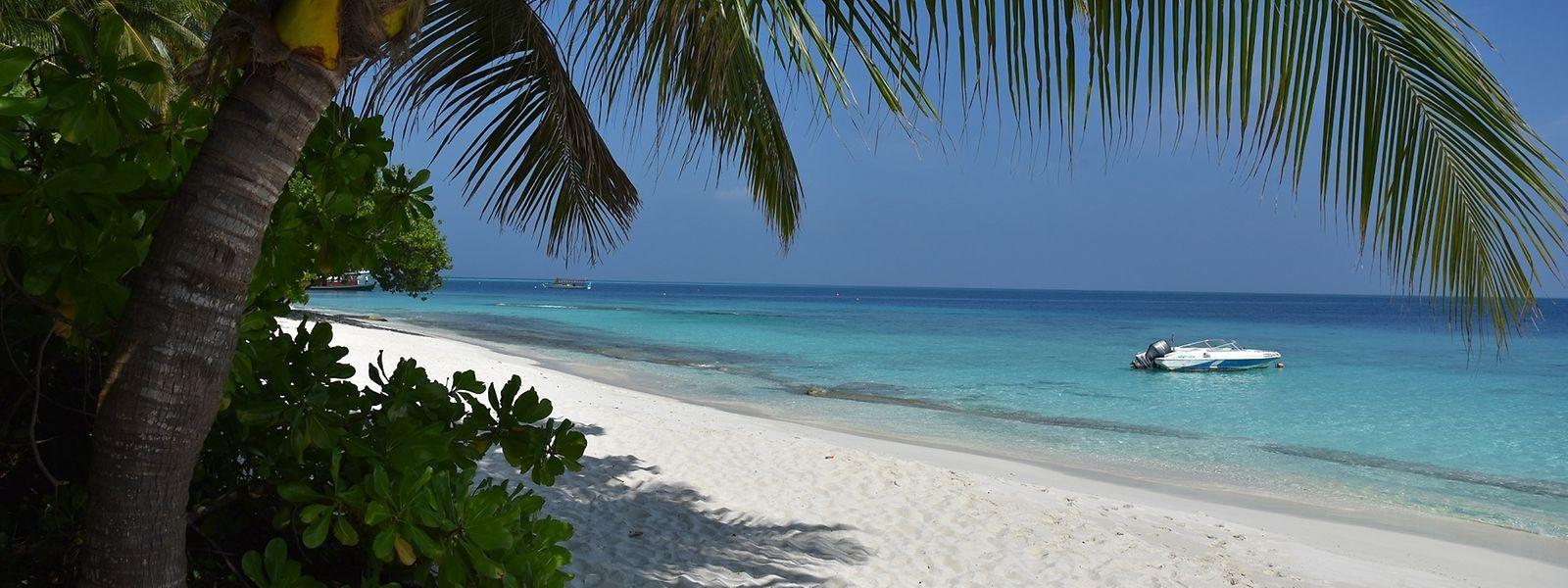 """Das Inselparadies hat mit einigen Umweltproblemen zu kämpfen - """"grüne"""" Urlaubsresorts versuchen diesen entgegenzuwirken."""