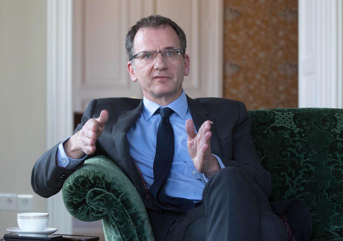 Les Britanniques sont très satisfaits et veulent rester au Luxembourg, d'après l'ambassadeur britannique.