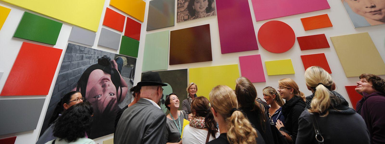 Dudelange va conforter son image culturelle via l'ouverture de cette Galerie et d'autres structures autour.