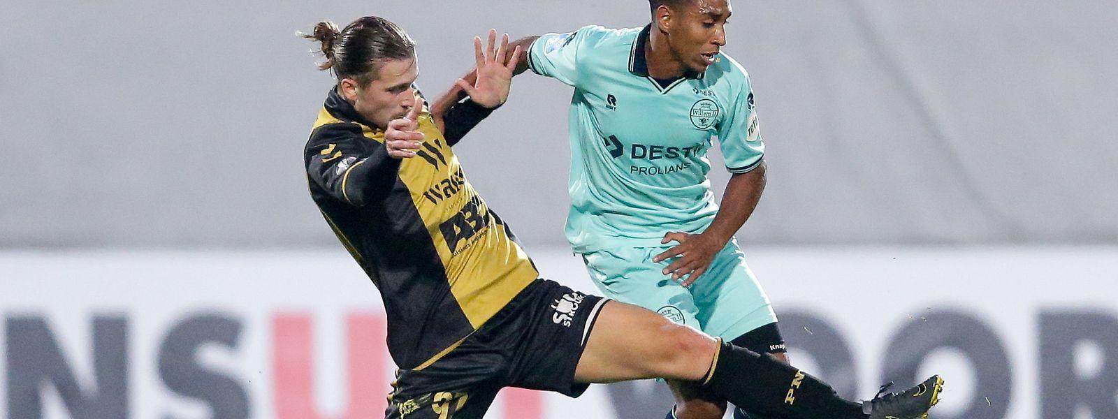 Florik Shala (l.) erzielt drei der vier Niederkorner Tore.