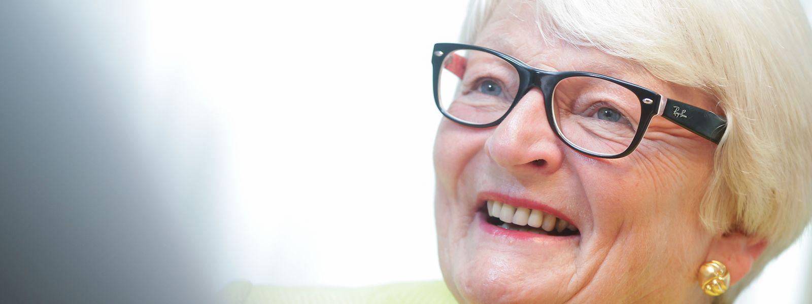Die Caritas-Präsidentin und ehemalige CSV-Politikerin war die erste Ministerin des 1995 von Jean-Claude Juncker neu geschaffenen Chancengleichheitsministerium.