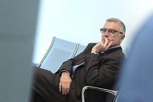 Ben Geiben steht im Mittelpunkt des Bommeleeër-Prozesses.