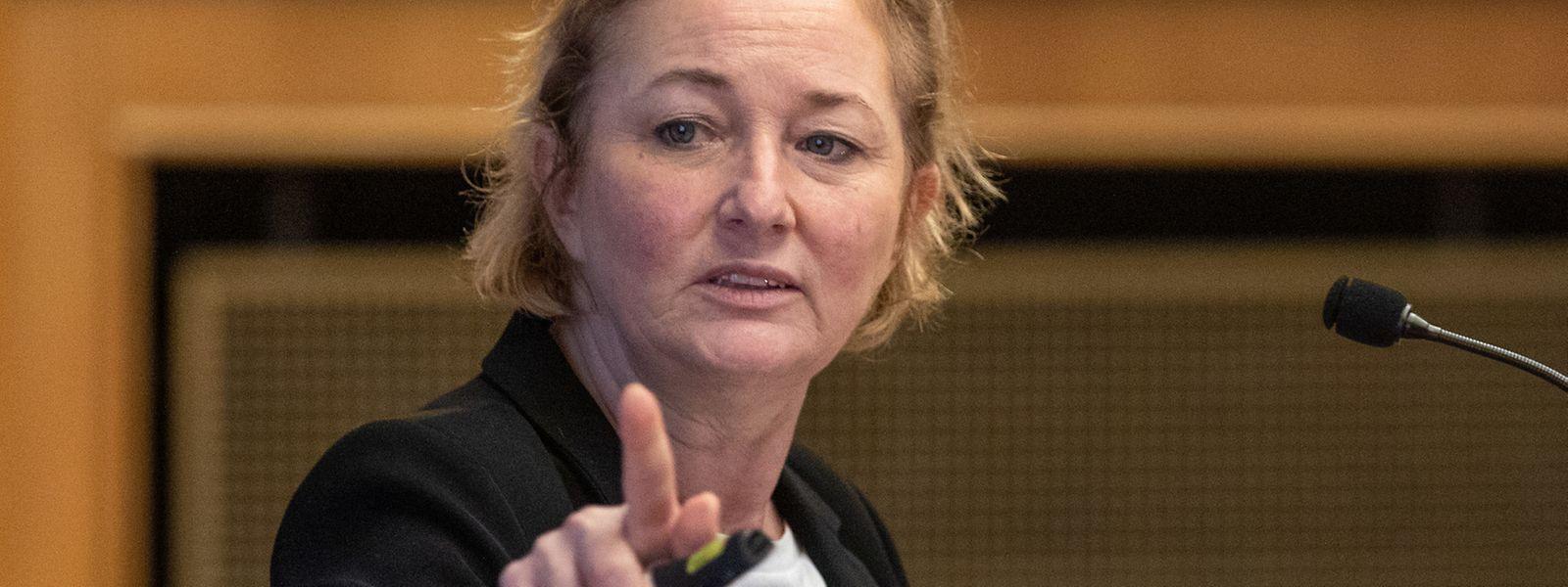 La ministre de la Santé a fait le point sur la campagne vaccinale en cours, lundi matin.