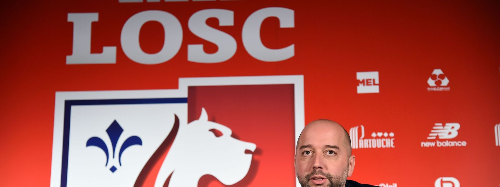 Gerard Lopez ist seit Ende Januar 2017 Besitzer und Präsident des OSC Lille.