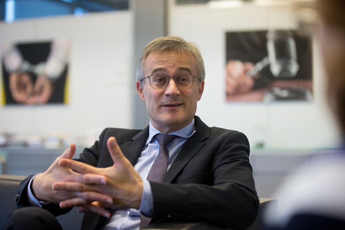 Felix Braz (Déi Gréng), ministre de la Justice