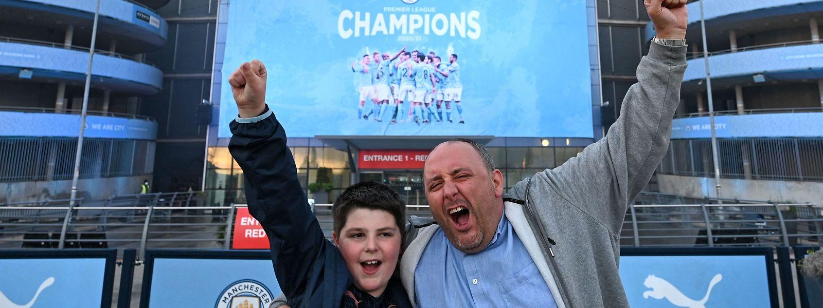 L'UEFA a promis à chaque club, 6.000 places pour le moment. De quoi ravir les supporters de City qui vient d'accéder au titre en Premier League.