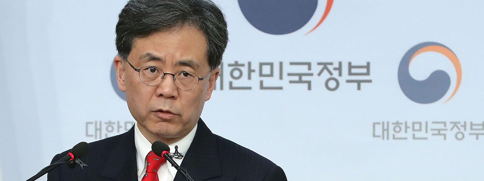 Südkoreas Handelsminister Kim Hyon-chong gab das Abkommen am Montag bekannt.