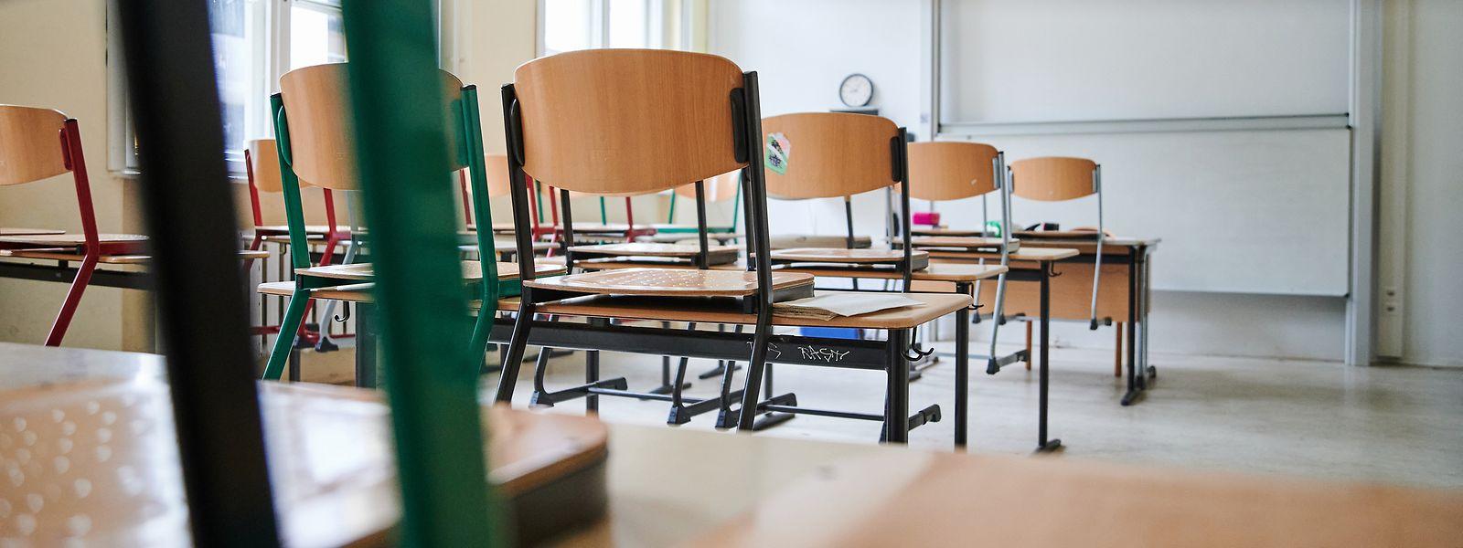 Wenn die Infektionslage in den Schulen unter Kontrolle bleibt, finden die Epreuves communes im Zyklus 4.2 wie geplant im März statt.
