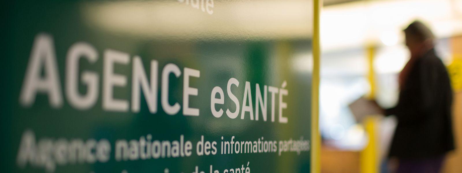 L'agence e-Santé est officiellement opérationnelle dès 2012.