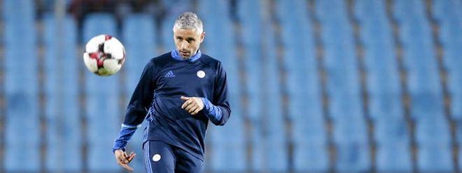 Mario Mutsch n'est toujours pas opérationnel, mais sa présence est importante pour le Club Luxembourg.