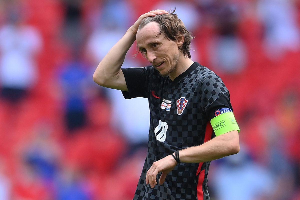 Luka Modric und seine Mannschaft gehen leer aus.