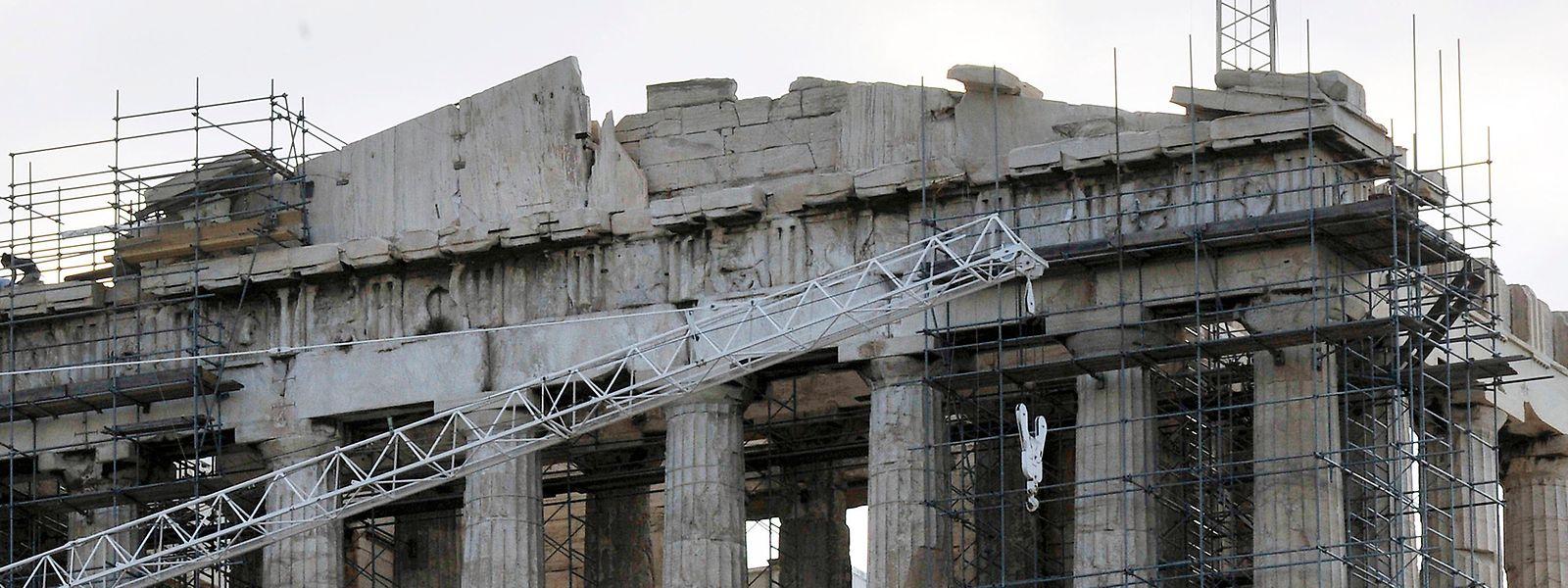 Athen bereitet der EU weiterhin Sorgen.