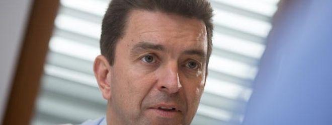 Polizeigeneraldirektor Philippe Schrantz führt den Rückgang der Einbrüche auf präventive Maßnahmen zurück.