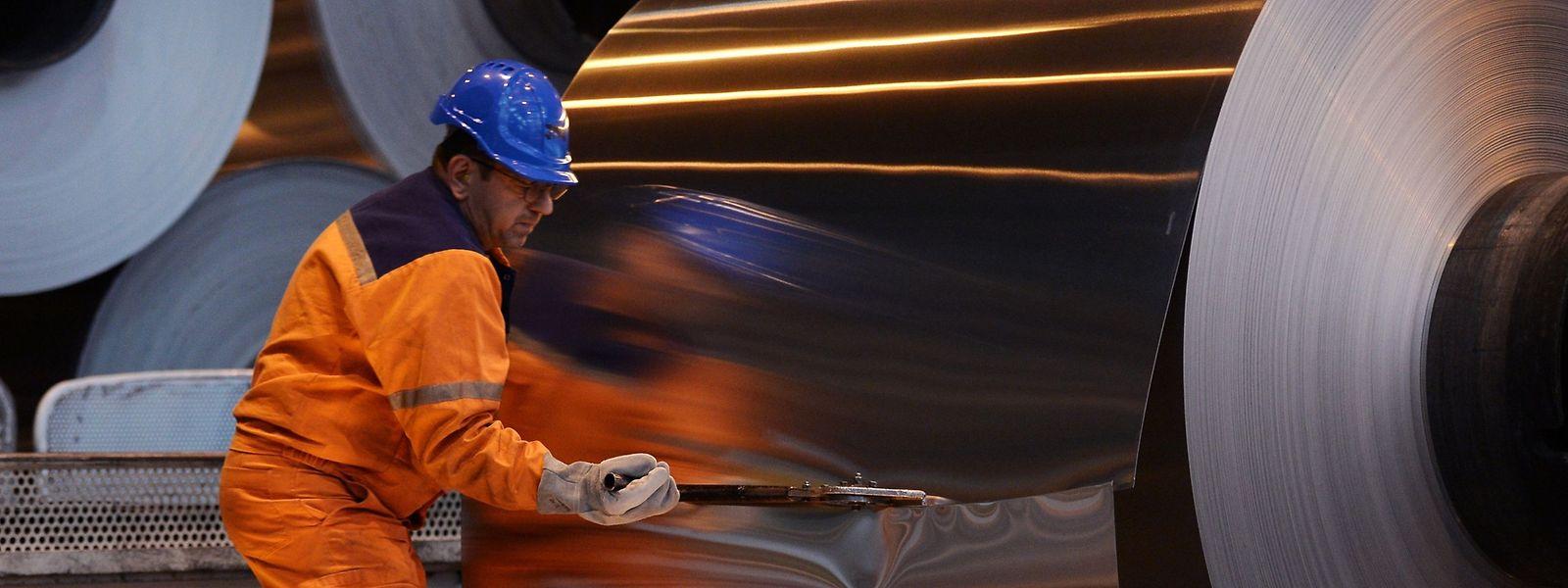 Les Européens exportent environ 5 milliards d'euros d'acier et 1 milliard d'euros d'aluminium chaque année vers les Etats-Unis.