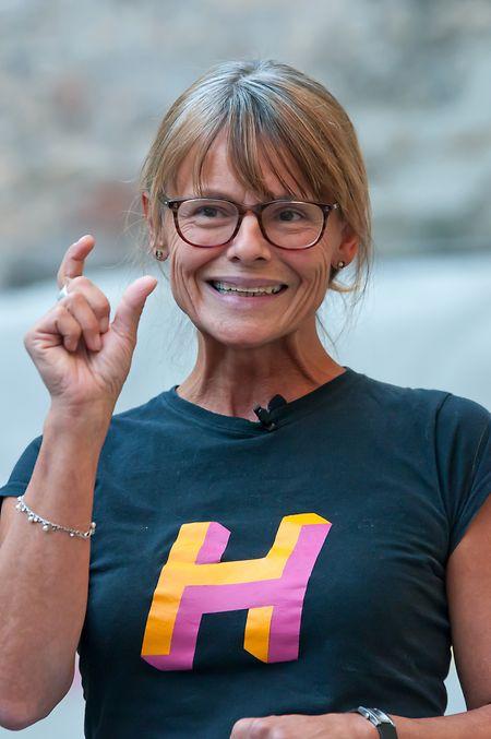 Marianne Donven freut sich über die neue Herausforderung.