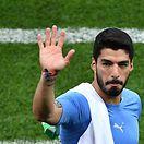Grupo A: Uruguai vence Arábia Saudita e apura-se para os 'oitavos' com a Rússia