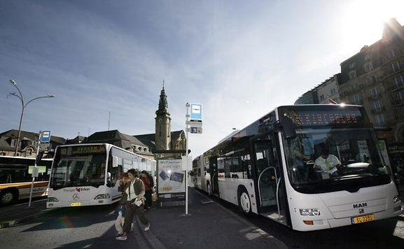 Luxemburger wort rgtr de nouveaux horaires et des - Ligne 118 bus ...