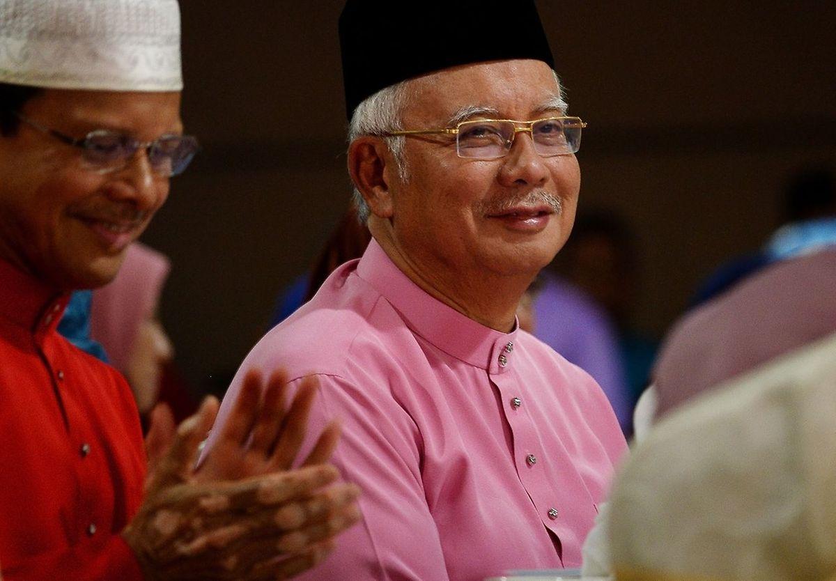 Le Premier ministre malaisien Najib Razak en juin.