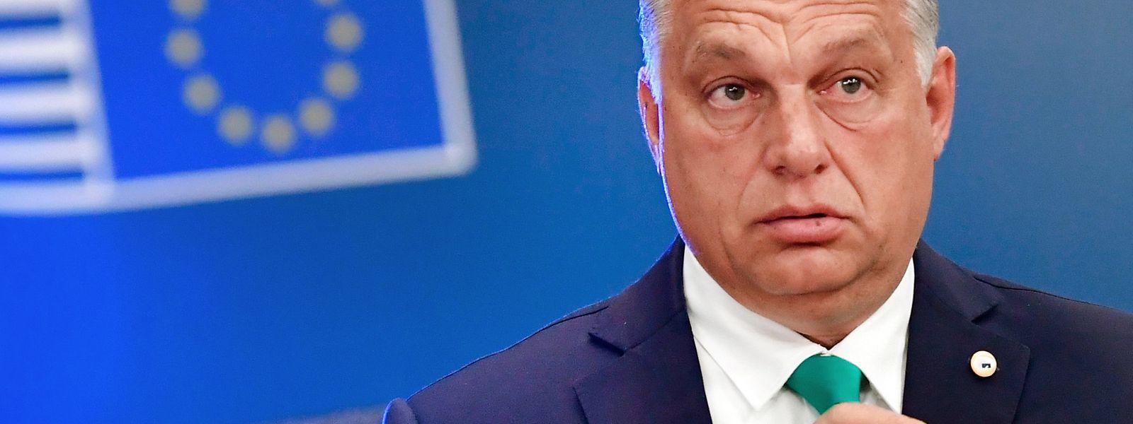 Der ungarische Premier Viktor Orban.