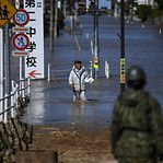 Tufão Hagibis faz pelo menos 10 mortos e 140 feridos no Japão