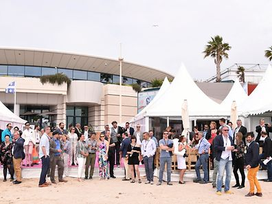 Inauguration of the Luxembourg pavilion