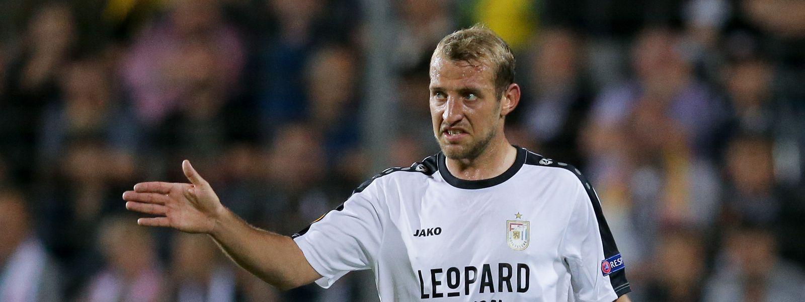 Dominik Stolz zählt bei F91 zu den wichtigsten Leistungsträgern.