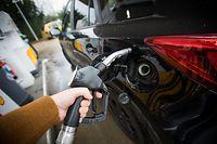 station d'essence - Diesel - Benzin- Foto: Pierre Matgé/Luxemburger Wort