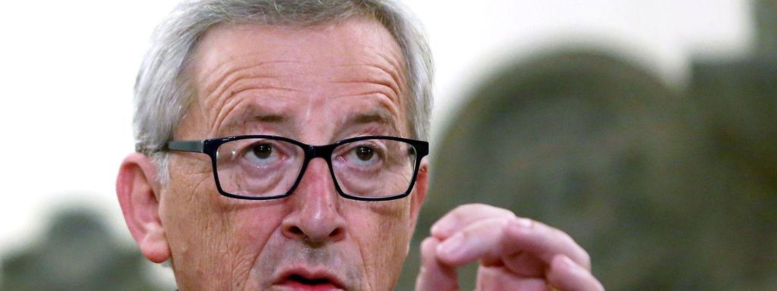 Auf Jean-Claude Juncker wartet in den kommenden Tagen viel Arbeit.