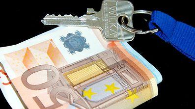 Miete Schlüssel Wucher Mietpreise Wohnen